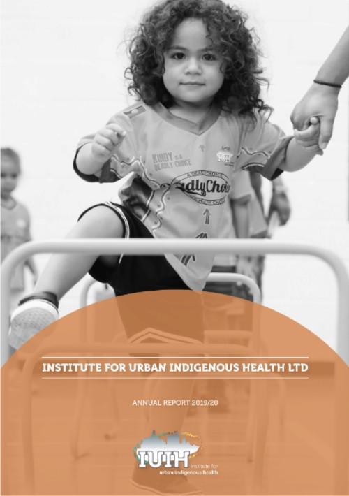 IUIH Annual Report 2019-20