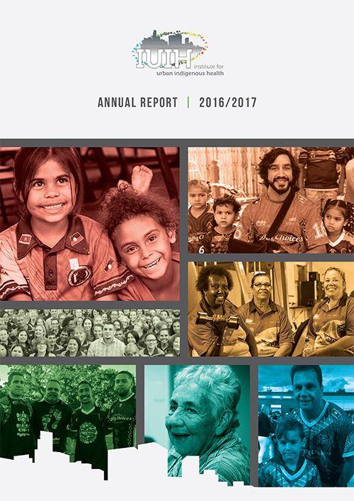 IUIH Annual Report 2016-17