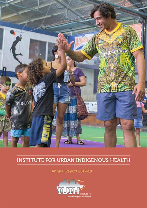 IUIH Annual Report 2017-18