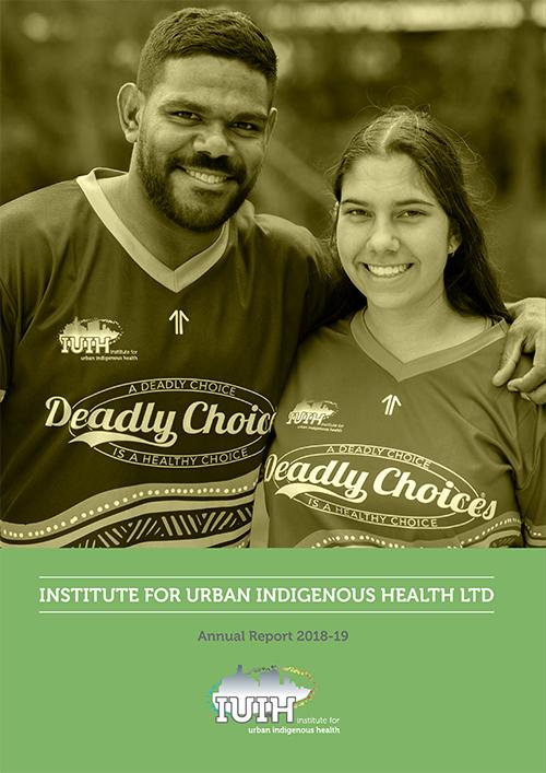 IUIH Annual Report 2018 19